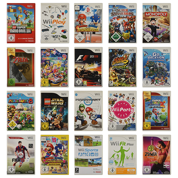 Wohndesign Deutschland Die Klassiker: Zeitlose Klassiker Die Besten Nintendo Wii Spiele Aller